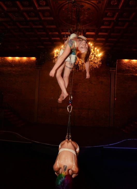 Human Body Suspension Oxi Lox