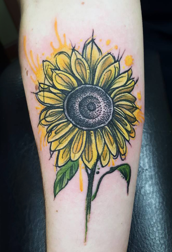 14sunflower